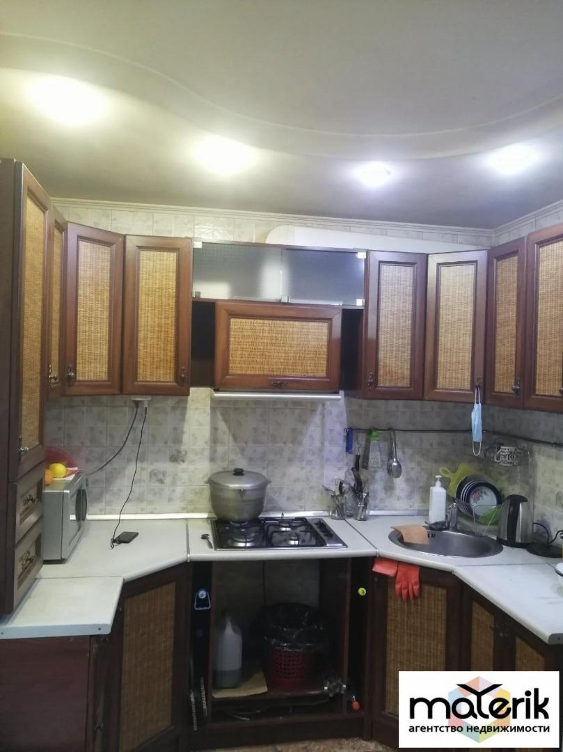 продажа двухкомнатной квартиры номер A-159040 в Суворовском районе, фото номер 8